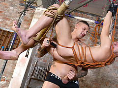 A Fully Adjustable Twink Plaything - Dmitry..